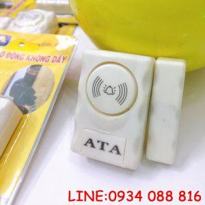 Báo động gắn cửa cảm ứng từ ATA AT007