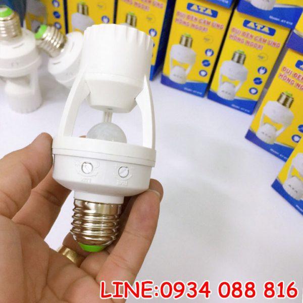Đui đèn cảm ứng ATA AT618