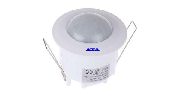 công tắc cảm ứng gắn âm trần ATA AT360