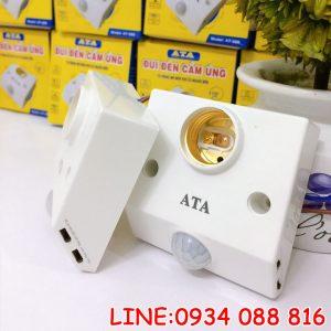 Đuôi đèn cảm ứng ATA AT28S