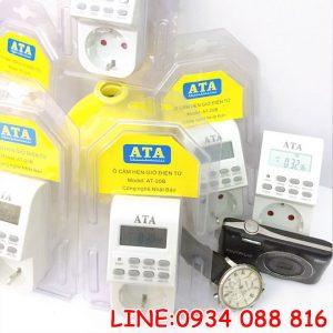 Ổ cắm điện hẹn giờ điện tử ATA AT20B