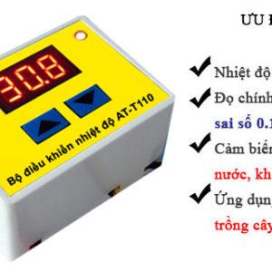 Bộ điều khiển nhiệt độ ATA AT-110