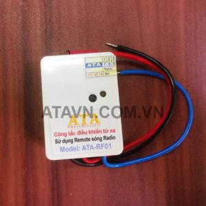Hạt điều khiển từ xa bằng remote RF ATA AT-RF01