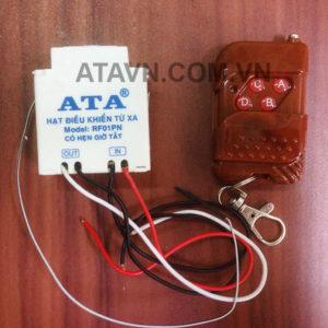 Bộ công tắc điều khiển từ xa ATA AT-RF01PN(remote)