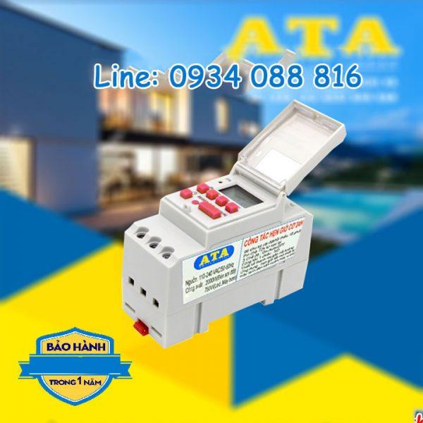 Công tắc hẹn giờ điện tử ATA AT-16CT