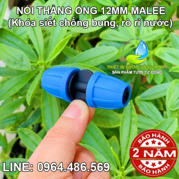 Nối thẳng ống 10ly Malee